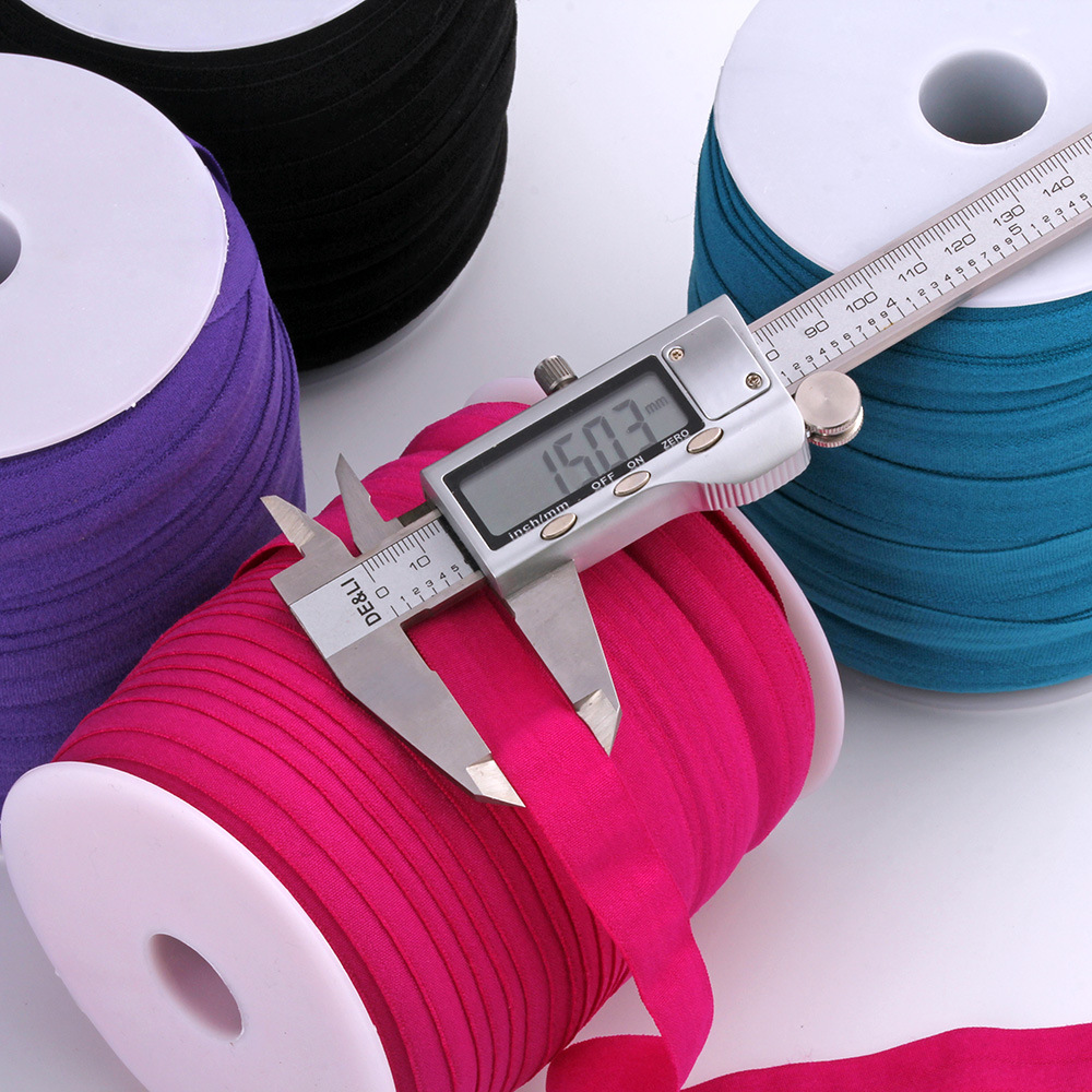 1 inch Bargain Price 50 Meters Black Nylon Webbing Tape 25mm Wide