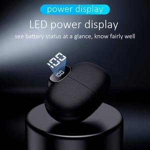 Image 2 - TWS Bluetooth T9S Tai Nghe Mini IPX7 Chống Nước Tai Nghe Nhét Tai Hoạt Động Trên Tất Cả Các Android IOS Điện Thoại Thông Minh Âm Nhạc Không Dây Tai Nghe