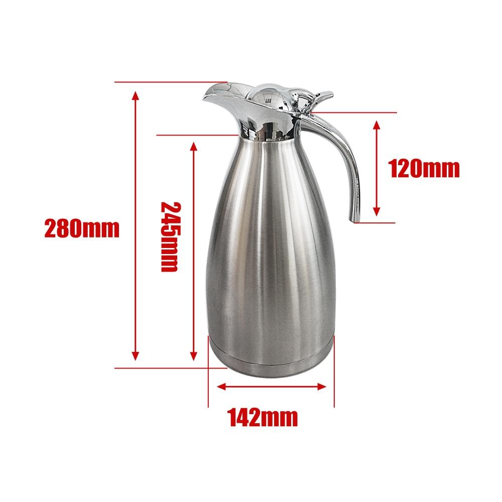 2L liquid nitrogen kettle cold resistant for minus 196 degree for repairing mobile phone