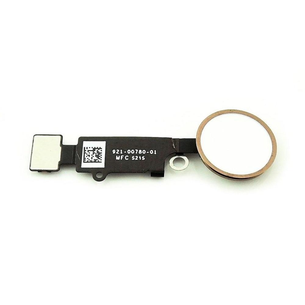 Original Flex Buttons Home Golden Color For IPhone 7G/7 Plus