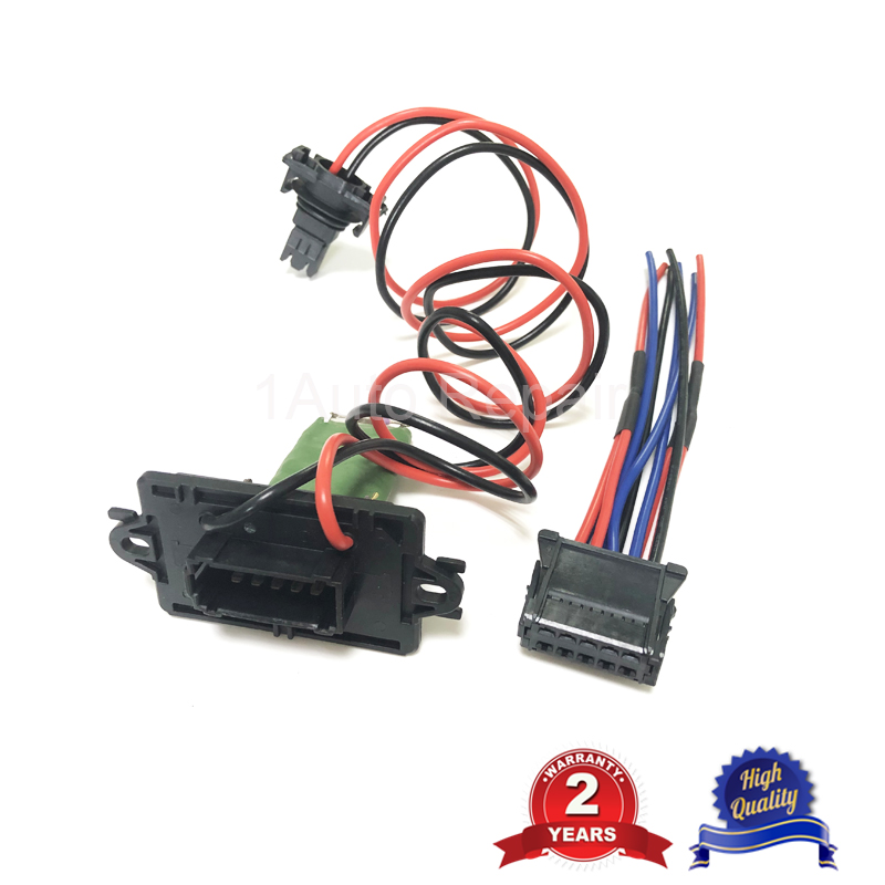 Heater Blower Resistor Wiring Loom Harness Connector For Renault Megane 2 Scenic Ii 8200729298