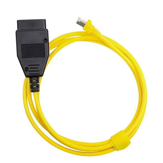 Car Diagnostic Auto Data Cable Interface For BMW F Series ENET Ethernet to OBD Interface E-SYS ICOM Coding Automotive Tool U1JF
