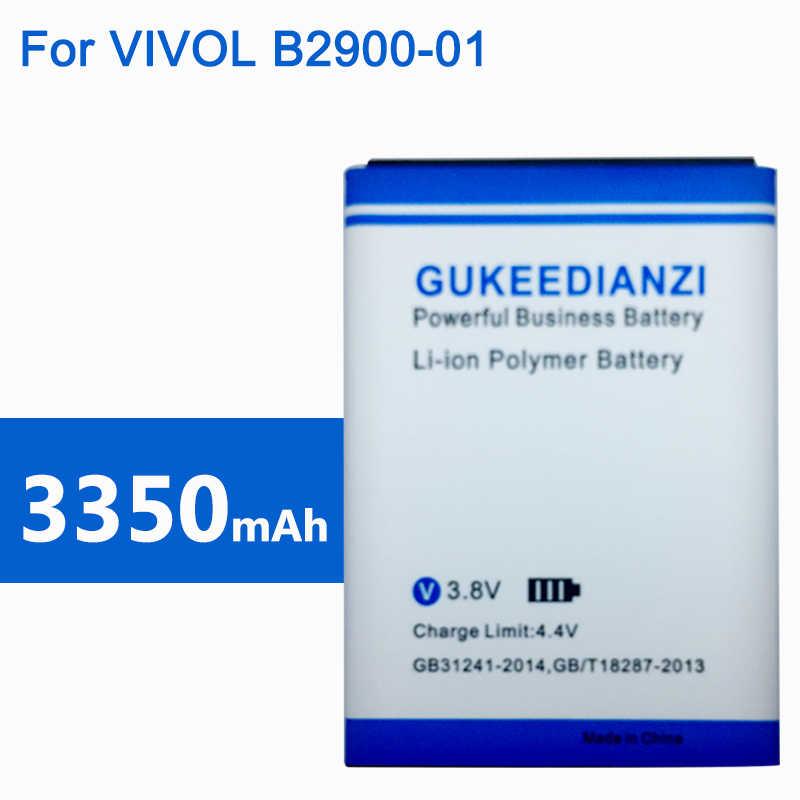 Batería de alta capacidad LB2900-01 3350mAh para VIVO Pocket Rounter LH91 módem Wifi portátil MIFI900 LB2900 + número de seguimiento
