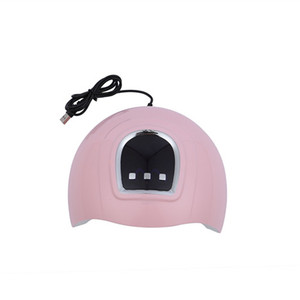 Image 5 - New 30W Nail Dryer UV LED Lamp for All Type Nail Gel Polish Curing USB Lamp for Manicure LCD Display Nail Art Tool