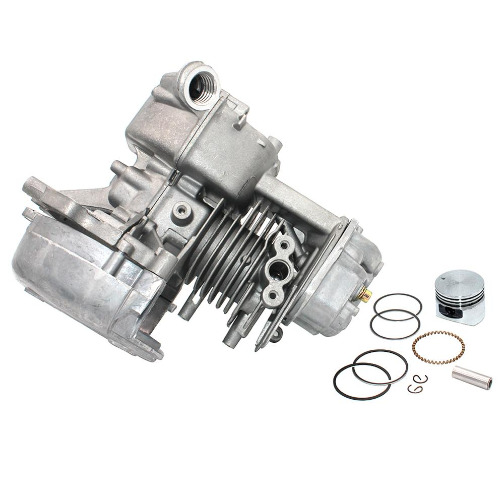 Tools : Crankcase Set Cover Cylinder Head Cover Piston Kit for Honda GX25 GX25N FG110 HHT25S WX10K1 MPN 10100-Z3E-406 12310-Z0H-010