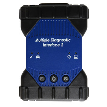 Escáner OBD2 G M MDI2, WIFI, herramientas de diagnóstico de coche, multilenguaje, MDI II, Opel, Software más nuevo V2020.3, GDS2