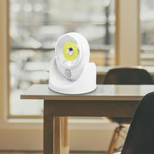 super bright cordless wall mounting automatic motion sensor