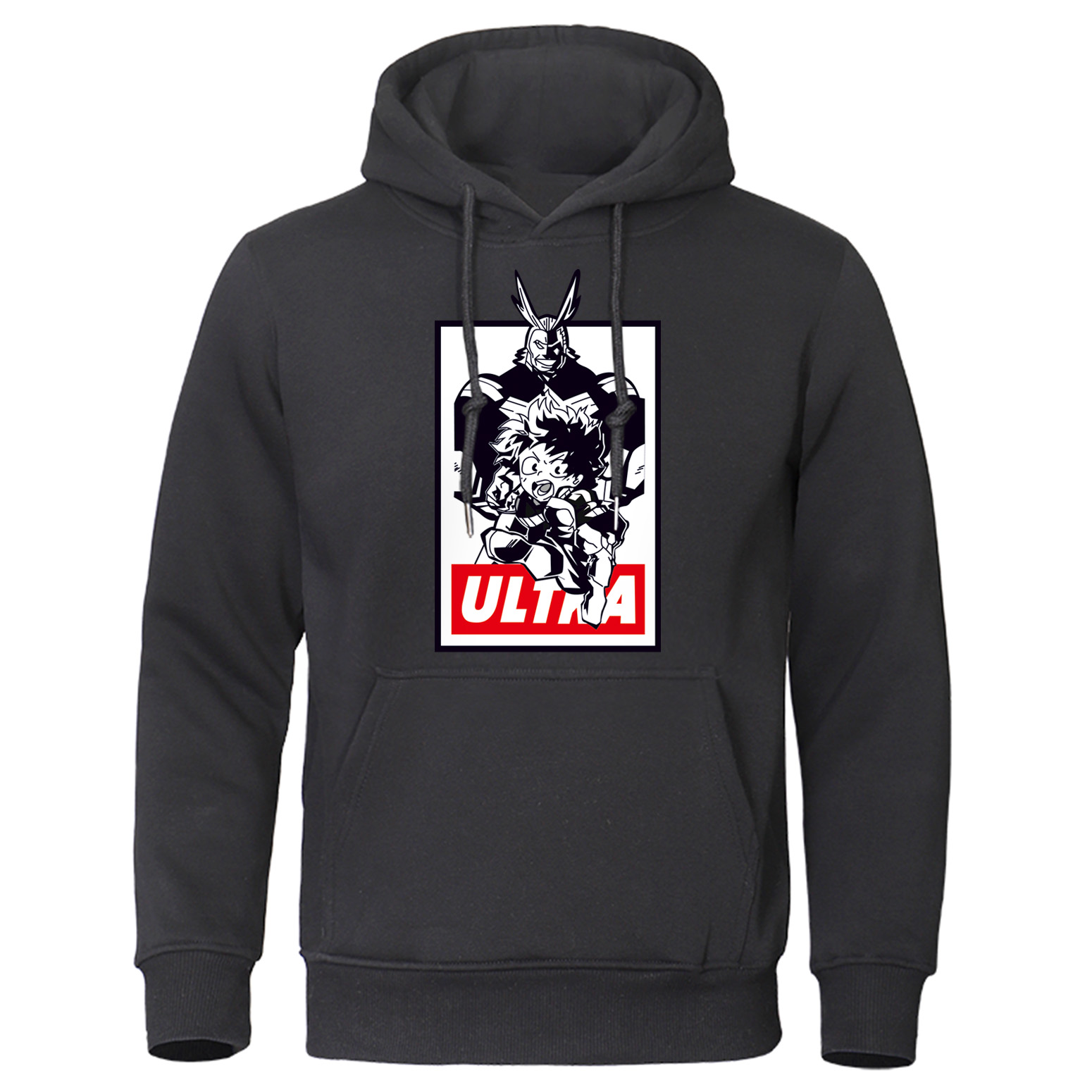My Hero Academia All Might Midoriya Izuku Hoodies For Men Leisure Boku No Hero Anime Man Sweatshirts Novelty Autumn Pullover