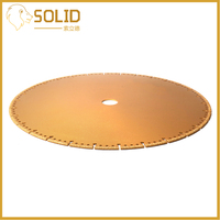 16 Diamond Saw Blade Brazing Disc Brazed Cutting Wheel for Iron Steel Concrete Wear Resistant