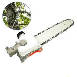Nova alta galhos serra de corrente cortador de grama weeder hedge acessórios cortador escova peças 12