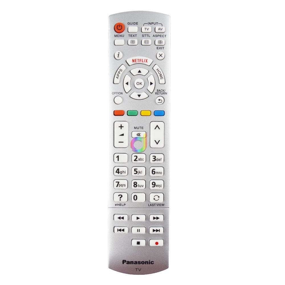 3d ТВ пульт дистанционного управления Замена для Panasonic N2QAYB001010 N2QAYB000842 N2QAYB000840 N2QAYB001011 пульт дистанционного управления ler 10166