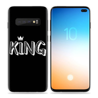 galaxy note Her King Case for Samsung Galaxy S10 5G S10e S9 S8 Plus S7 Note 10 8 9 J4 J6 2018 M30s M10s TPU Phone Coque Bags (3)