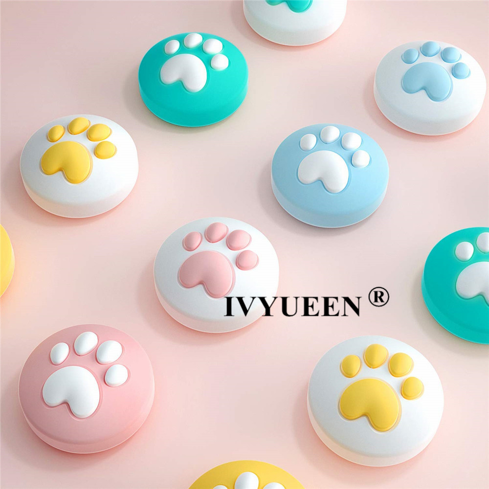 for Nintend switch lite joycon joy con analog thumb stick grip caps 04