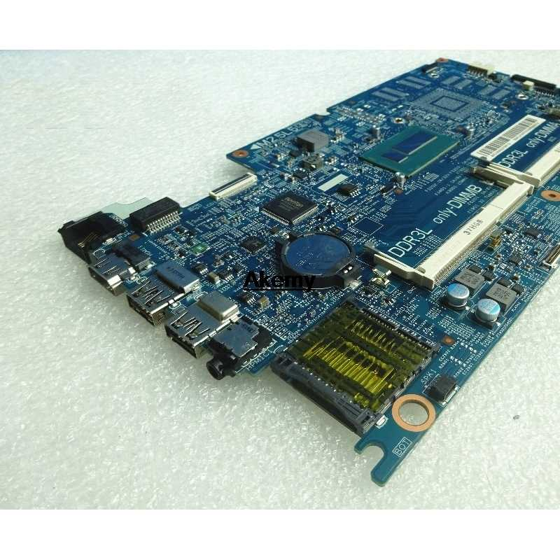 T06GG untuk DELL Inspiron 7537 Motherboard Laptop CN-0T06GG DOH50 12311-2 PWB: KJ7NX Rev: a00 Mainboard I3-4010U Notebook PC