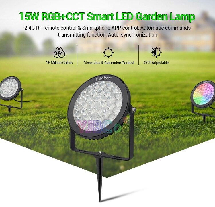 Miboxer 15W RGB + CCT FUTC03 AC100