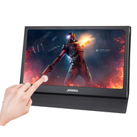 15.6 Inch 1920x1080 IPS Thin Portable Gaming Monitor 10 Multi  Touch Screen HDMI LCD Display for Raspberry PS4 Playstation4