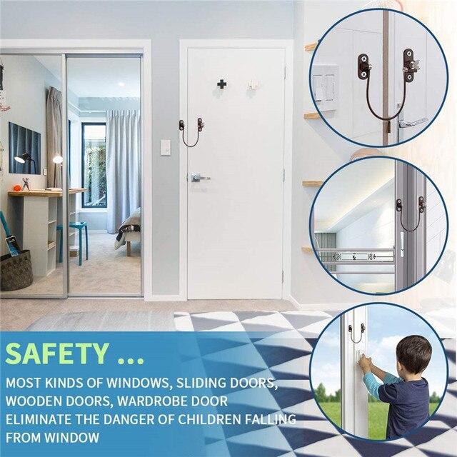 Window Lock Stopper  5