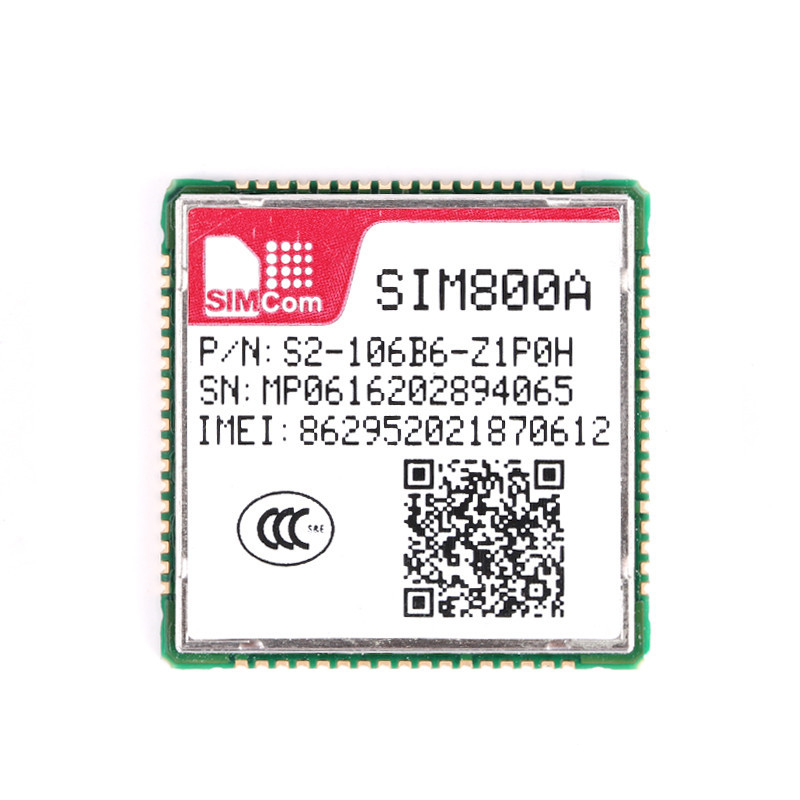 Distributor In-Stock GSM/GPRS 2G SIM800A 1pcs Quad-Band-Module Embedded 900/1800mhz Genuine
