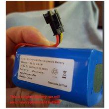 Новая батарея для Fmart Yz-u1s Robot пылесоса уборочная машина Li-Ion 18650 перезаряжаемая Замена 14,8 V