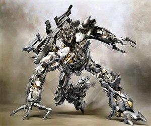 Image 3 - Komiks klub w magazynie weijaing MPM08 WJ T 08 wstrząsnąć niebo skrzydło Oversize MPM 08 transformacja stopu figurka zabawka robot