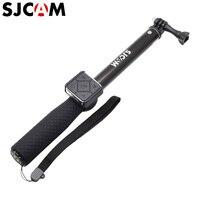 Original SJCAM Remote Aluminum Monopod Selfie Stick For SJ9 SJ8 Series SJ7 SJ6 M20 SJ360 Wifi Sports Action Camera Accessories