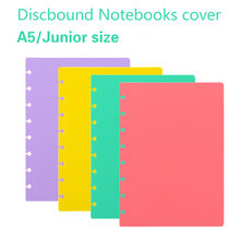 Fromthenon A5 Junior Size Eagle Discbound Notebook Cover Voor Paddestoel Gat Planner Disc-Gebonden Systeem Scrapbooking Cover Shell