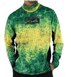 Pelag * c camisa de pesca masculina exo-tech 2.0 hoody ls camisas de pesca roupas de pesca upf50 à prova dusa água eua tamanho S-3XL