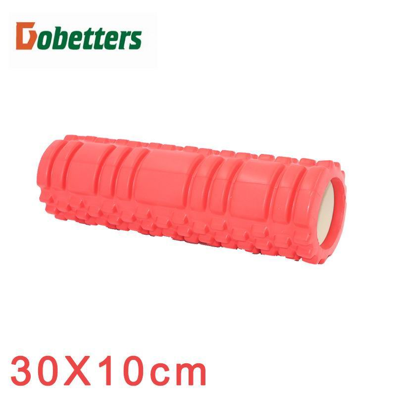 30*10cm EVA Point Mounted Yoga Foam Roller Blocks For Fitness Home Exercises Gym Pilates Physiotherapy Massage