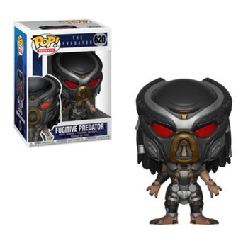 Funko Pop THE FUGITIVE PREDATOR #620 Vinyl Action Figure Dolls Toys Movie Predators Action Toys Model 1
