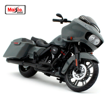 Maisto 1:18 2018 CVO Road Glide Cruise Motorcycle Diecast Model Car MOTORCYCLE BIKE DIECAST MODEL TOY NEW IN BOX 18856