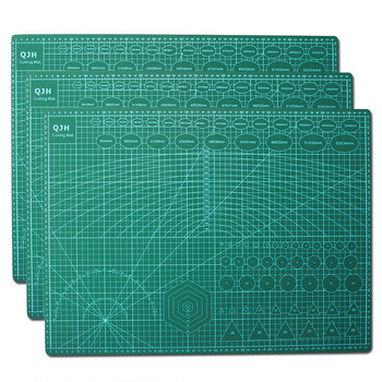 A1A2A3A4 PVC cutting pad board patchwork sewing tool DIY leather craft double-sided self-repairing Base plate - discount item  46% OFF Arts,Crafts & Sewing