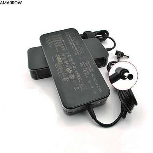 Adapter Power Supply <font><b>Charger</b></font> for Laptop for <font><b>ASUS</b></font> ADP-120RH B/PA-1121-28 N750 N500 A15-120P1A YX570U FX86F <font><b>19V</b></font> <font><b>6.32A</b></font> image