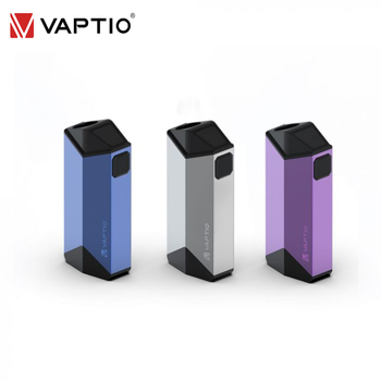 цена на Original Vaptio iCart Mod Vape Box Mod E Cigarette Built-in 650mAh Battery E-cig 6-20W Pre-heating 4 Power Modes