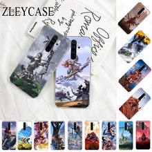 soft Phone Accessories Case For xiaomi Redmi Note8pro note7 7 8 note9s mi8se mi9 mi10 mi9T mi note10 case Horizon Zero Dawn(China)
