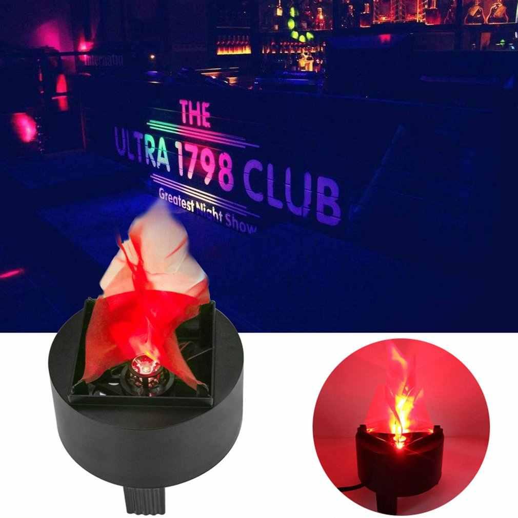 3 ワット/6 ワット LED 炎光演出効果ランプ模擬炎照明電子火鉢ランプパーティーフェスティバルデコレーションライト