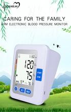 Household automatic smart wrist digital LED display electronic sphygmomanometer silent sphygmomanometer sphygmomanometer