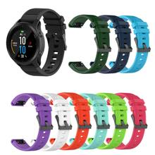 все цены на Sports Silicone Strap for Garmin Fenix 5 Forerunner 935 945 Strap Quick Wristbands Replacement for Quatix 5 Approach S60 22MM