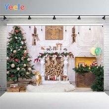 Фон для фотосъемки yeele с изображением рождественской елки