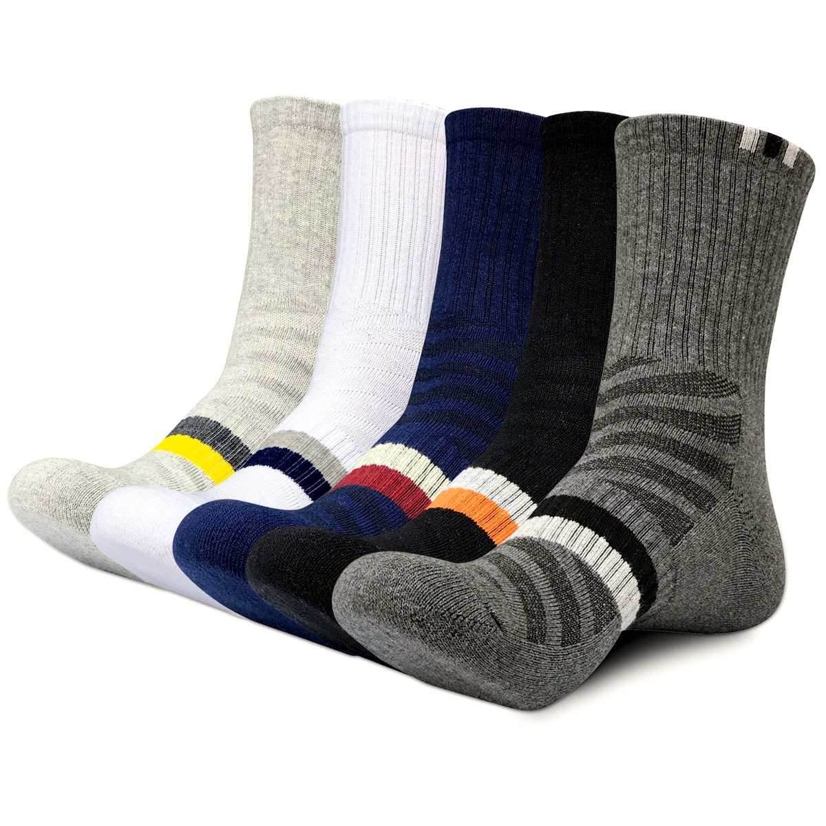 Quality Wicking Cushion Cotton Sports Socks Winter Men Socks Thicken Thermal Trekking Hiking Socks 1 Pair