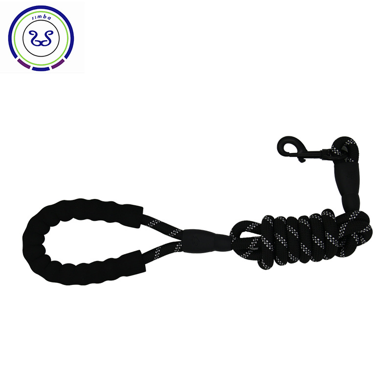 Reflective Comfortable Handle Pullover Hand Holding Rope P Pendant Dog Pendant Dog Leash Training Rope 12mm Hand Holding Rope Pe