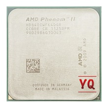 AMD Phenom II X4 840T 2,9 GHz Quad-Core CPU procesador HD840TWFK4DGR hembra AM3
