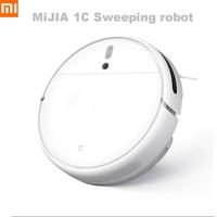 Xiaomi-Robot aspirador Mijia Mi Vacuum 1C, aspiradora de polvo automática para hogar, barre y friega, higiénica, 2500Pa de succión ciclónica, wifi, dispositivo inteligente