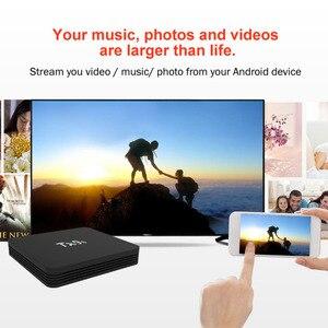 Image 4 - Tanix TX9S Amlogic S912 RAM 2GB ROM 8GB 2.4G WIFI 1000M LAN Android 7.1 4K h.265 TV Box