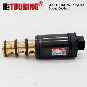 Image 2 - AC Compressor 5SER09C Control Valve for Toyota Yaris Vitz 883100D330 88310 52551 88310 2B720 88310 2B721 447260 2334 447260 2331