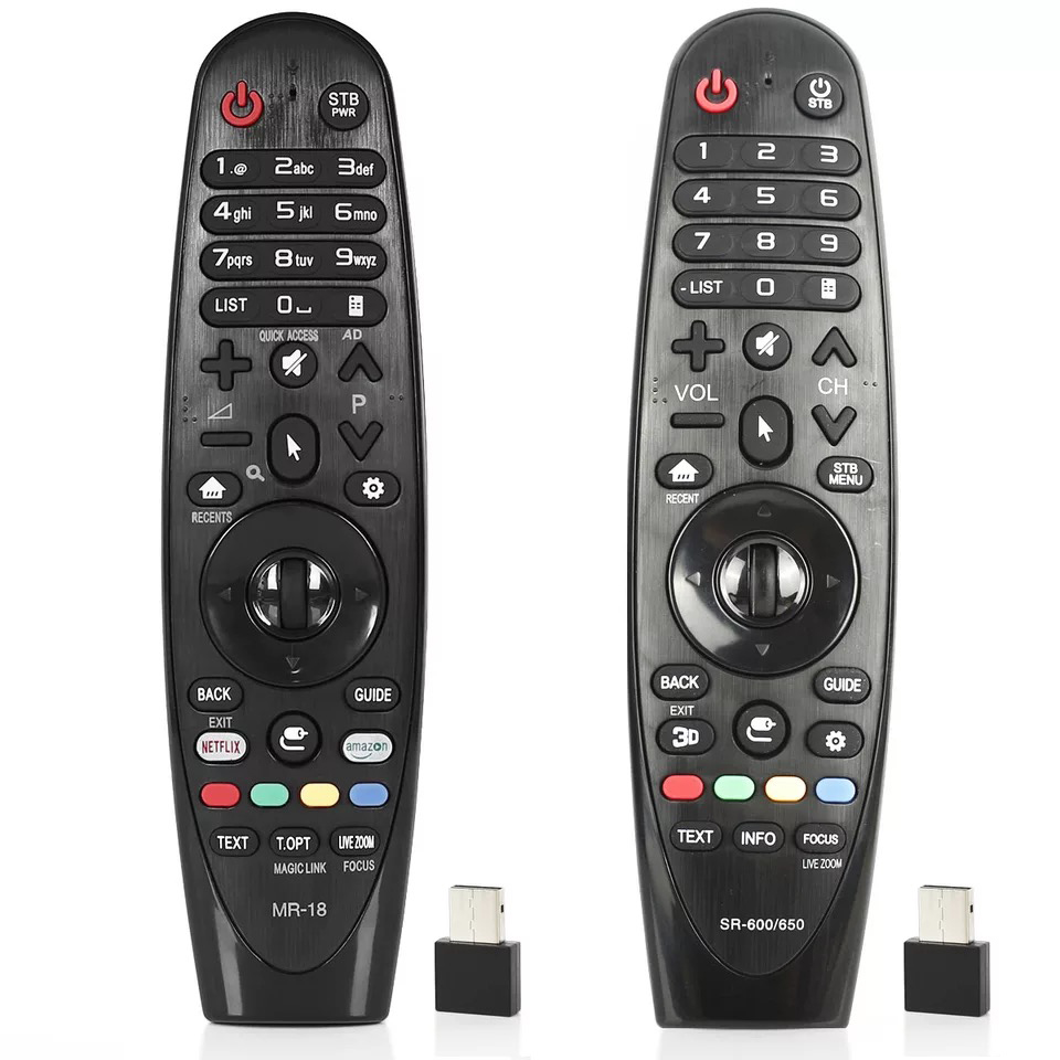 Remote-Control Magic Universal AN-MR600A 42lf652v Lg Tv 1 FOR An-mr600a/An-mr650a/An-mr18ba/.. title=