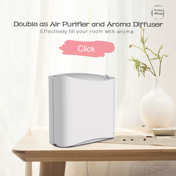 VVPEC 2019 NEW battery operated aroma diffuser for small area scent unit dispenser aroma system 200ML