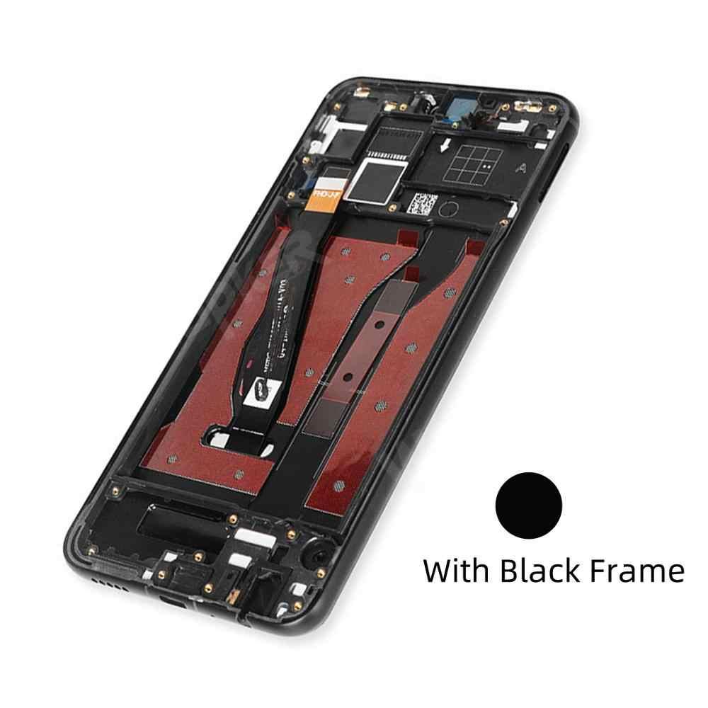 الأصلي عرض استبدال لهواوي الشرف 8X LCD تعمل باللمس مع الإطار محول الأرقام JSN-L21 JSN-L42 JSN-AL00 JSN-L22 6.5 بوصة
