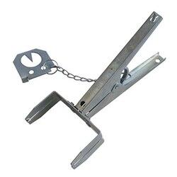 Оцинкованная ловушка для Кротов, простая установка, мощный многоразовый уличный инструмент для управления садом, ловушка для Кротов, разны...
