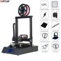 2020 Ortur4-V1 V2 3D Drucker Kit Hohe Präzision Bord Reprap Prusa i3 FDM 3D Drucker DIY imprimante 3D Schnelle Lieferung in Ferien