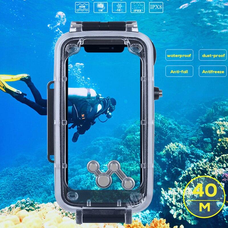 Водонепроницаемые сумки и чехлы для мобильных телефонов для iPhone X XR XS MAX 8 7 Plus Чехол для плавания чехол для телефона сумка для дайвинга Чехлы для сухих чехлов